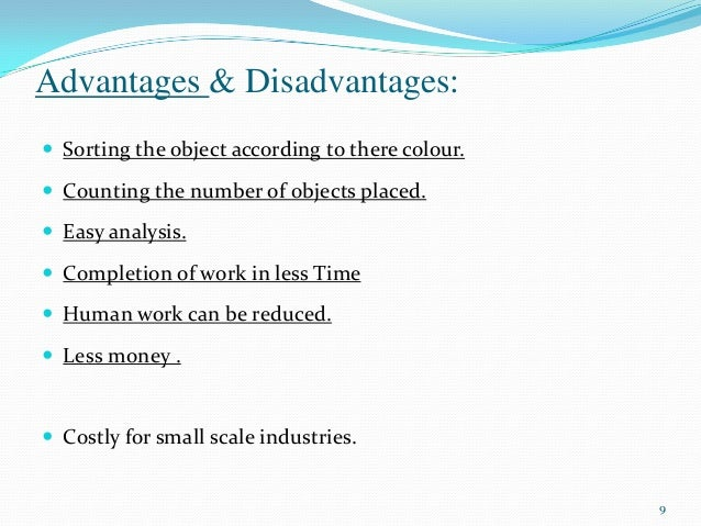 advantages and disadvantages of object centred approach