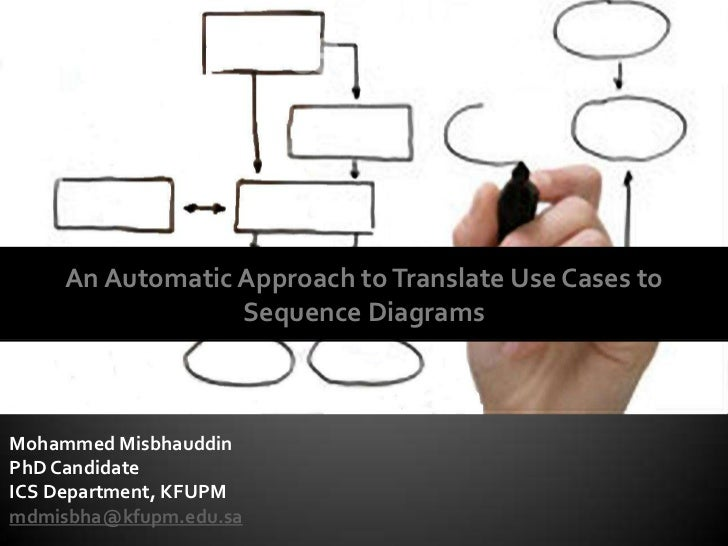 An Automatic Approach to Translate Use Cases to Sequence Diagrams