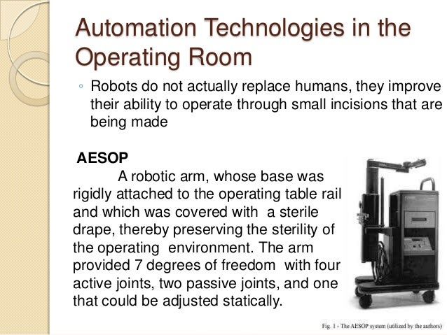 Application Of Automation In Different Sectors