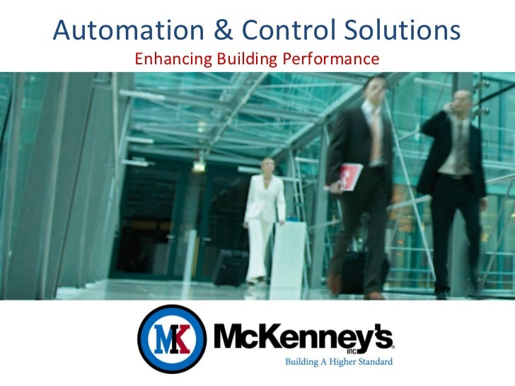 Automation & Control Solutions      Enhancing Building Performance