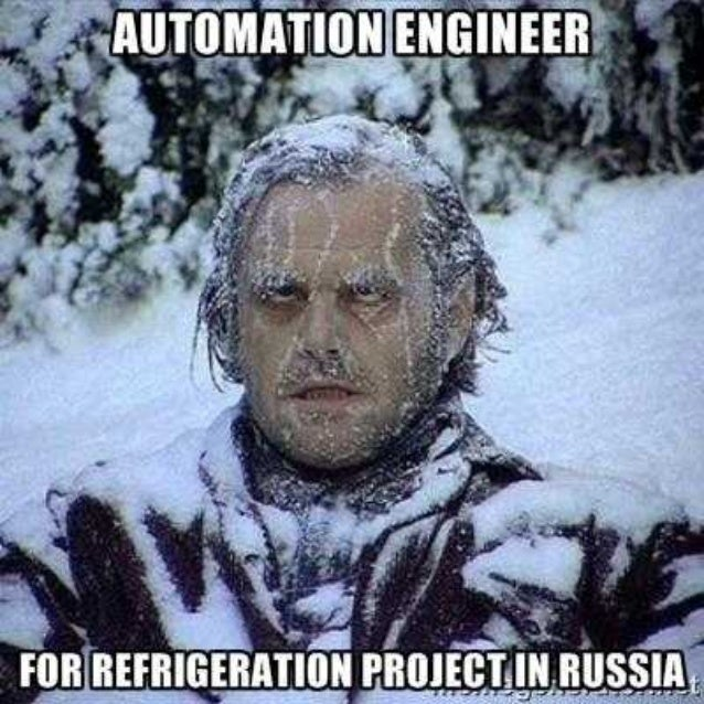 Automation engineer meme