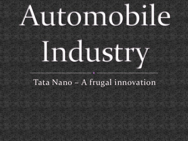 pest analysis of tata nano About the tool harvard professor francis aguilar is thought to be the creator of pest analysis he included a scanning tool called etps in his 1967 book, scanning the business environment the name was later tweaked to create the current acronym pest.