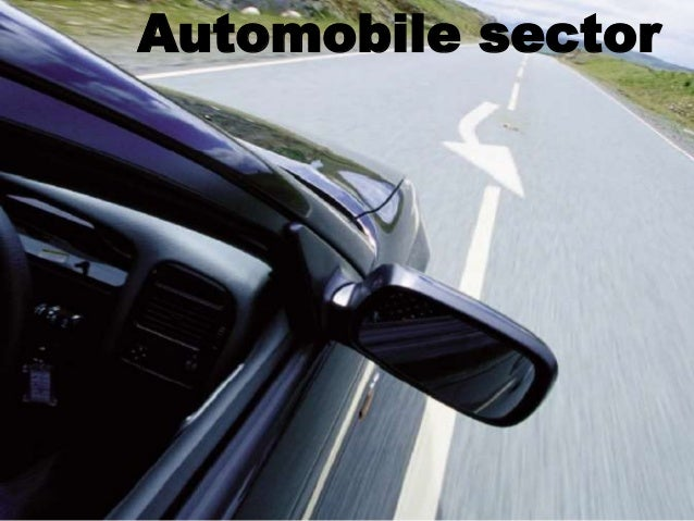 Automobile sector