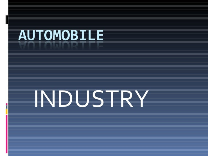 Automobile Verticals   Student Submissions
