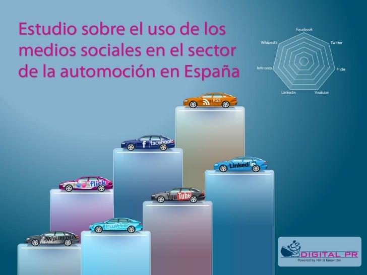 •   Ámbito e introducción.•   Estrategias de presencia en medios sociales.•   Cuadro comparativo.•   Conclusiones.        ...