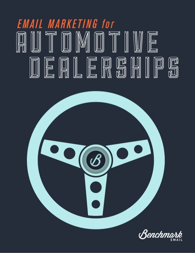 Foreword A business is like an automobile; it has to be driven in order to get results. - B. C. Forbes Automotive dealersh...