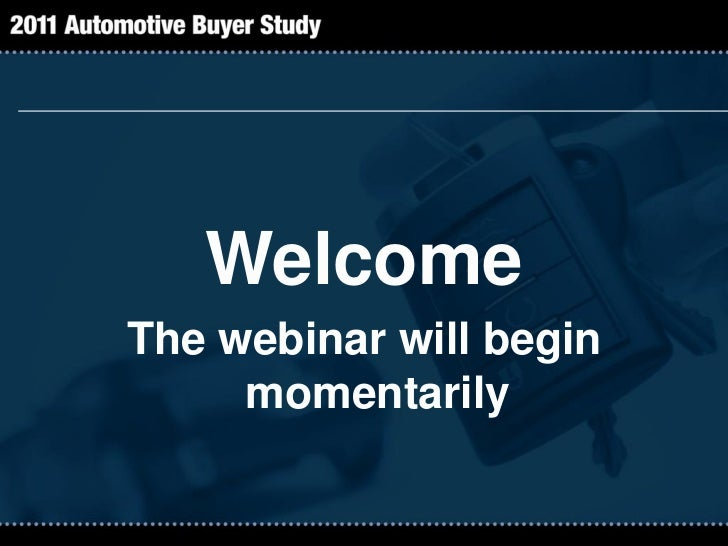 Automotive News Webinar Slides 6 28-11