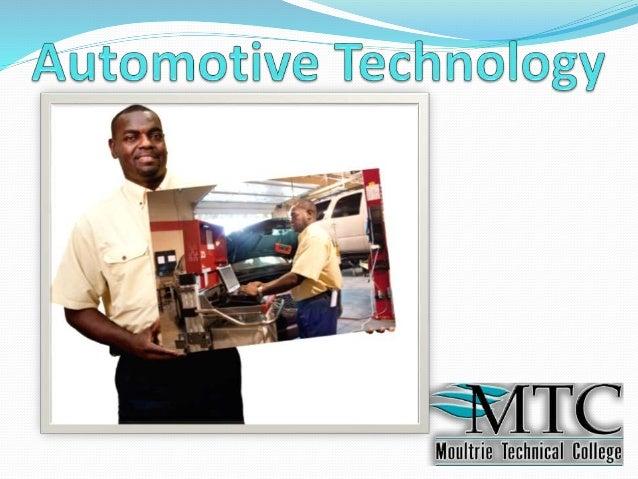 Automotive technology power point