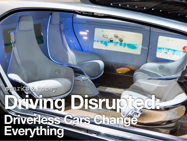 Driving Disrupted: Driverless Cars Change Everything