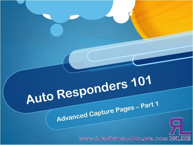 Need an Auto Responder? Click the image below to get the best one: