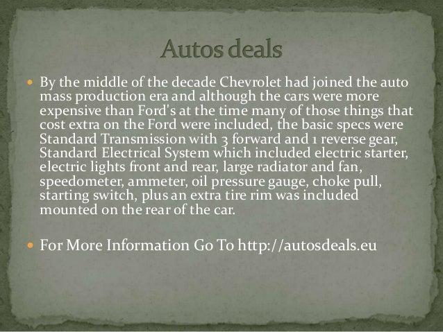 Autosdeals