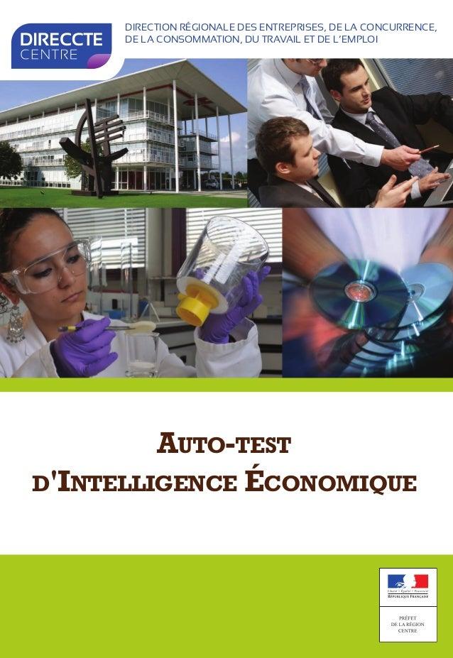 Plaquette_auto_test_IE_V06_2011_Mise en page 1 08/06/2011 09:47 Page 2                                        DIRECTION RÉ...