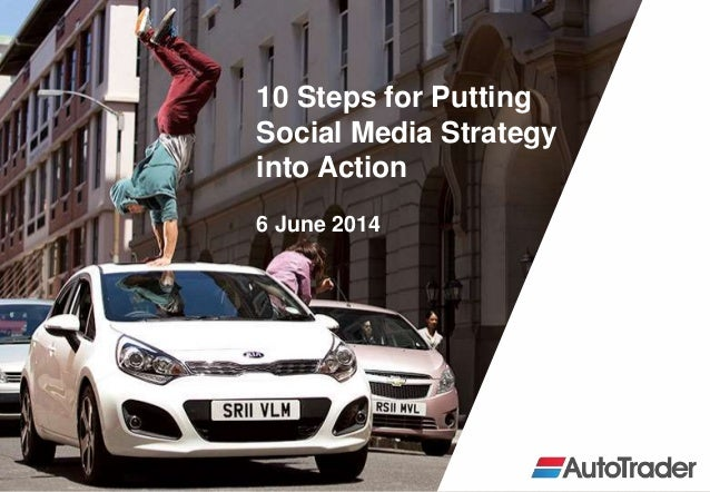 10 Steps for Putting Social Media Strategy into Action 6 June 2014