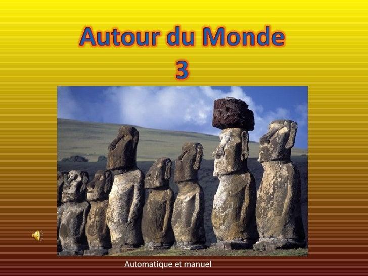 Autour Du Monde3 Cp