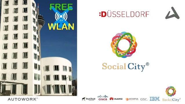 Free-WLAN Freies WLAN ? Bürger, Generation Y, Anwohner und Touristen sagen JA!