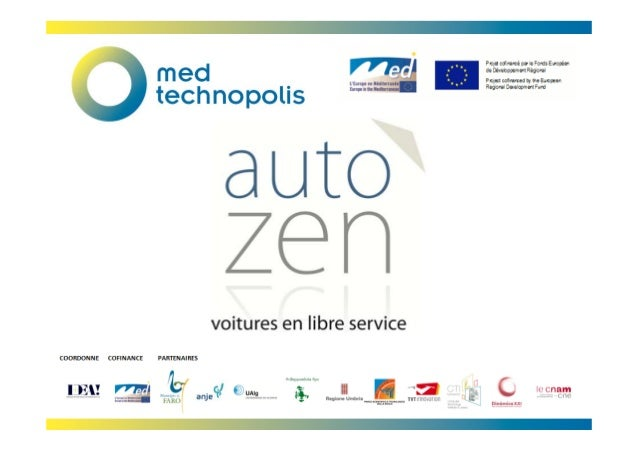 Libérez‐vousdelavoiture! Autozen, le maillon manquant de la chaîne de mobilité pour concurrencer la voiture particuliè...
