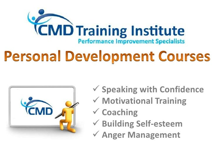 CMD Training Institute: Personal Development Courses [Autumn 2010]