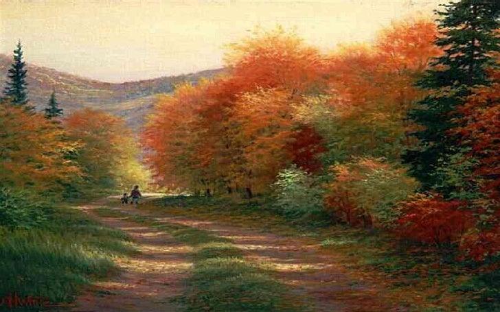 Autumn Leaves~Eva Cassidy