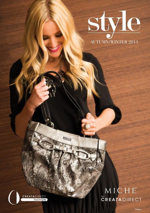 AUTUMN/WINTER 2013                                                            CD0054CD Fashion WINTER 2013 catalogue.indd ...