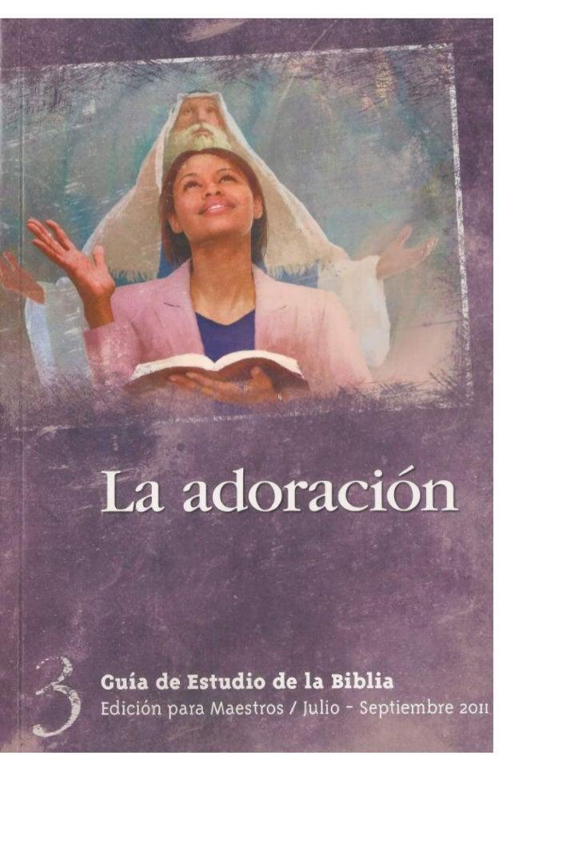 Lección Tercer Trimestre Auxiliar para maestros