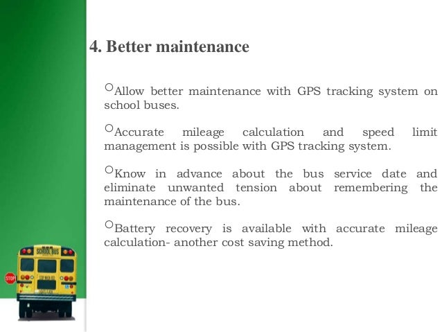 Bus Tracking System Using Gps With Gps Tracking System