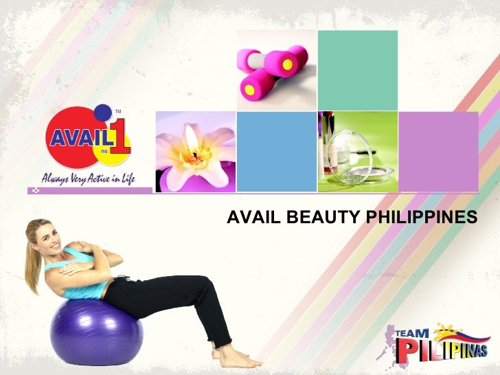 Avail beauty philippines rpm
