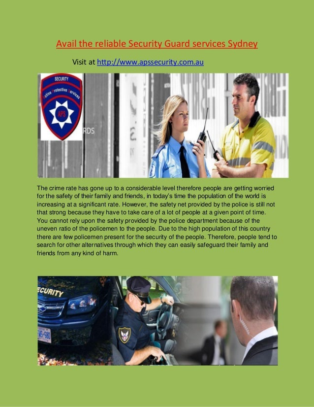 security guard and dependable security agency Alarm systems — security alarm systems automobiles or cars — patrol cars   emergency medical services first aid kits — first aid kits fire extinguishers.