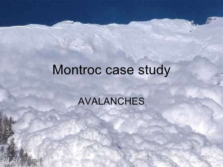Avalanche related damage potential – changes of persons ...