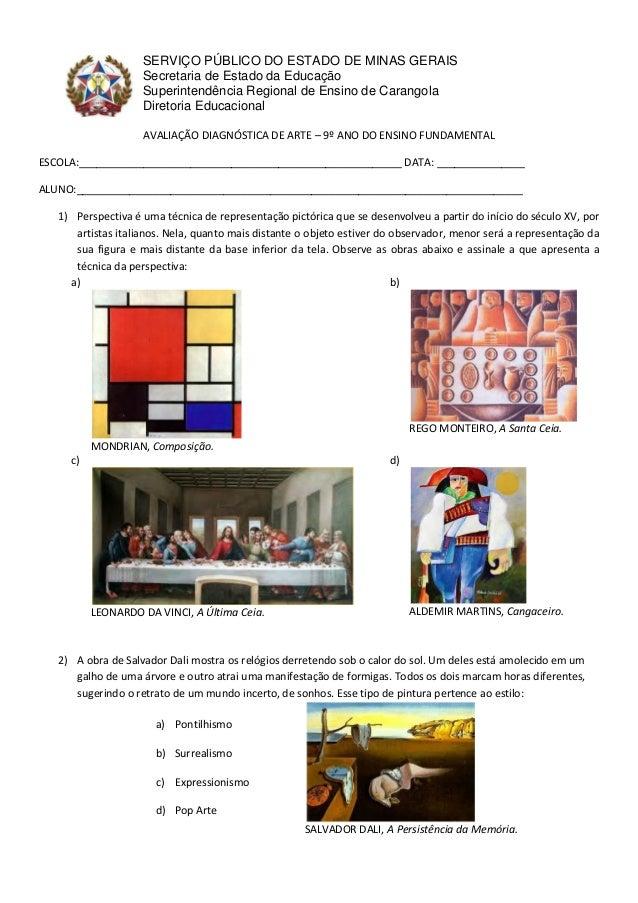 SERVIÇO PÚBLICO DO ESTADO DE MINAS GERAIS                    Secretaria de Estado da Educação                    Superinte...