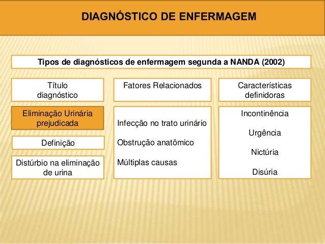 Processo de Enfermagem Nanda Enfermagem Segunda a Nanda