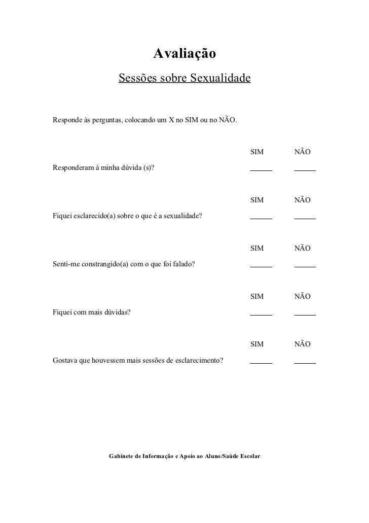 Avaliação sessões sexualidade catarina 7 c nov 10