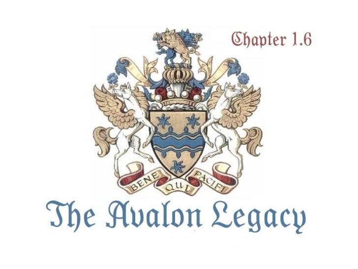 The Avalon Legacy 1.6