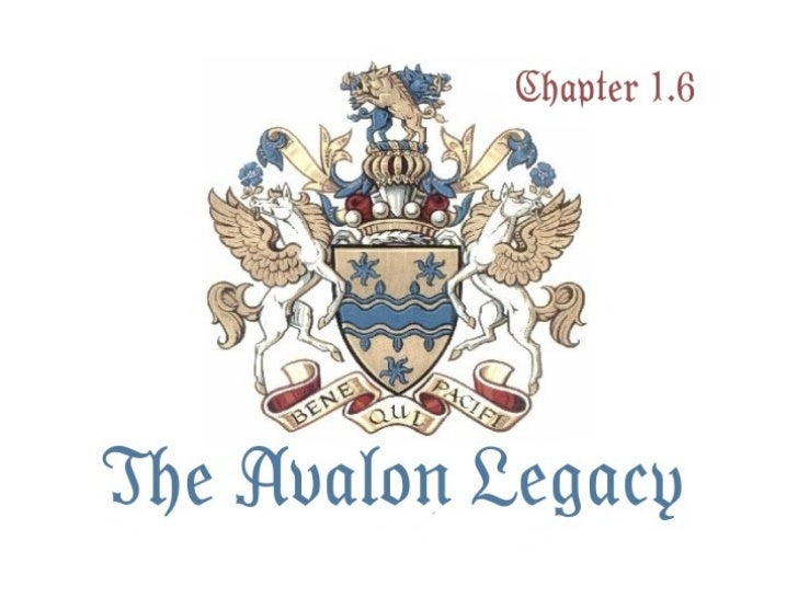 The Avalon Legacy 1.6