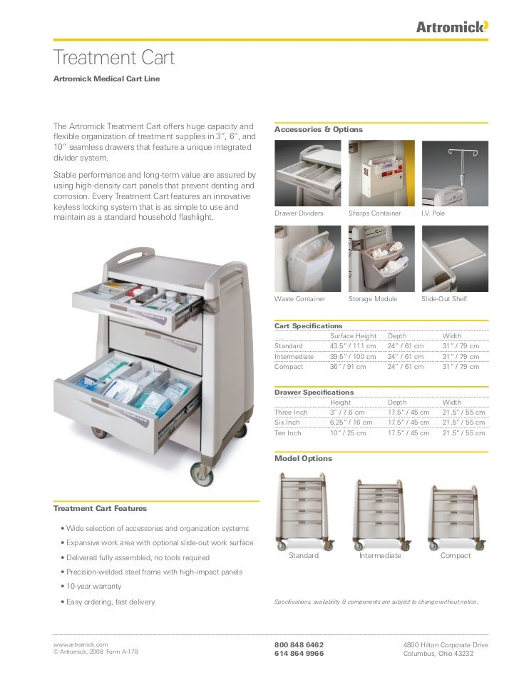 Artromick Avalo Tmt for Hospital Computing Solutions