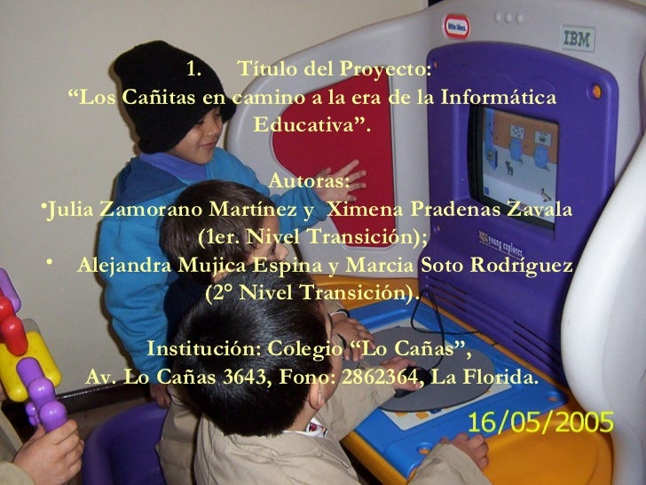 Avance proyecto-kidsmart-2005