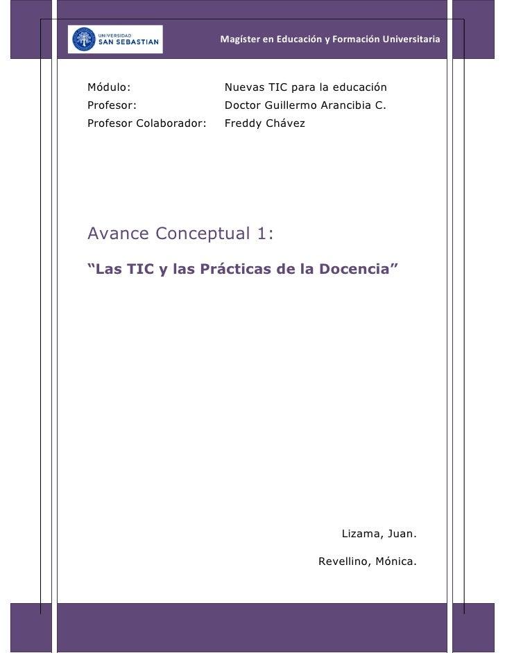 Avance conceptual 1