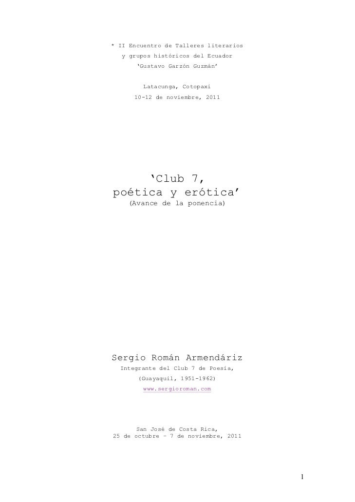 * II Encuentro de Talleres literarios   y grupos históricos del Ecuador       'Gustavo Garzón Guzmán'         Latacunga, C...