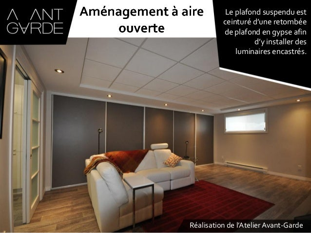 am nagement d 39 un sous sol de maison pour le rendre multifonctionnel. Black Bedroom Furniture Sets. Home Design Ideas