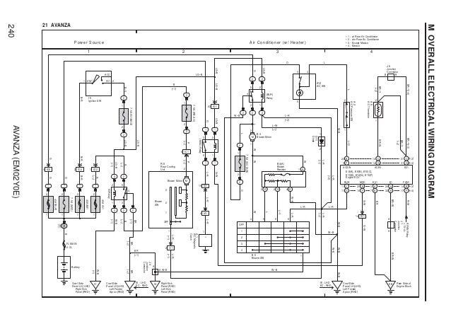 28   wiring diagram pengapian avanza