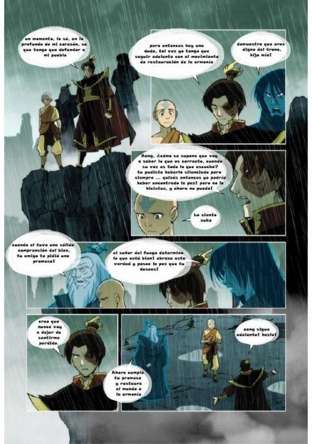 Avatar la promesa parte 3 en español