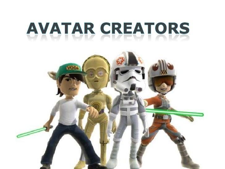 Avatar CREATORS<br />