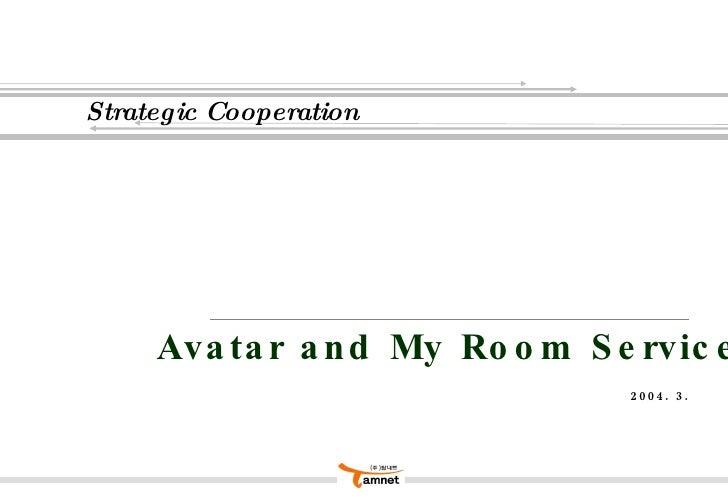 Avatar Minihompy Proposal