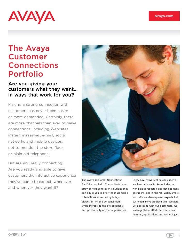 Avaya Social Media Manager by PacketBase