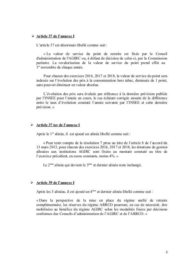 ⭐CONVENTION COLLECTIVE NATIONALE DE RETRAITE ET DE PRÉVOYANCE DES CADRES DU