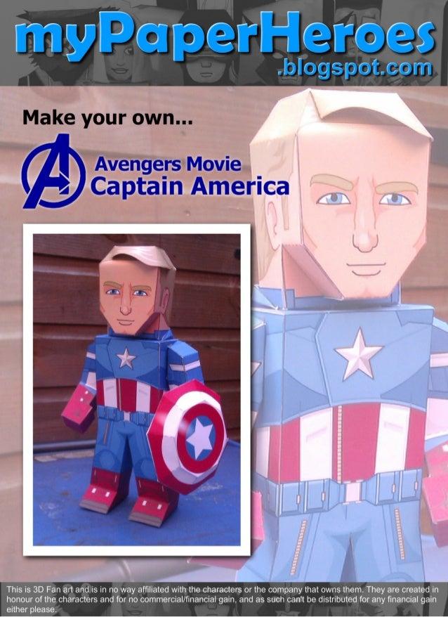 Avengers cap america