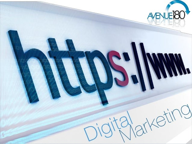 Avenue180 Nalto Digital Marketing Deck