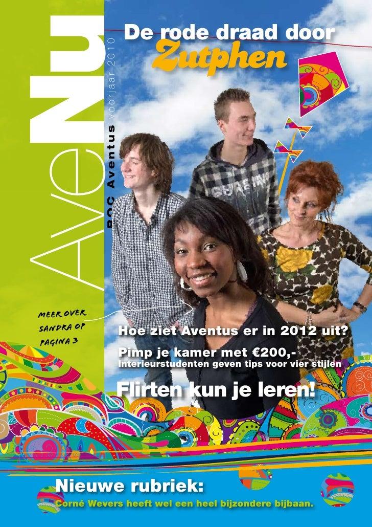 Avenu Nr 7 (voorjaar 2010)