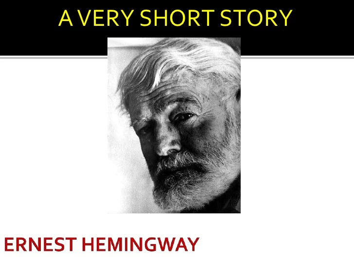 biography and works of ernest hemingway Free essay: the forgotten female in the works of hemingway ernest hemingway has often been accused of misogyny in his treatment of female characters (and.
