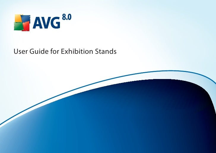 User Guide for Exhibition Stands