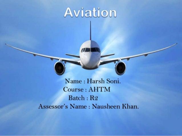 Aviation PPT Frankfinn
